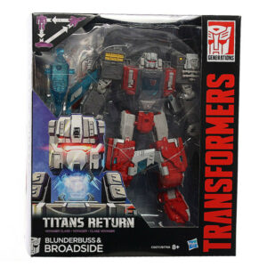 Hasbro C0277 Transformers Generations Voyager Class Broadside Blunderbuss