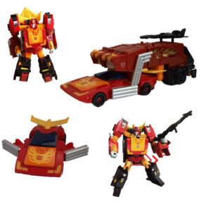 Hasbro Transformers Rodimus Prime Actionfigur Generations Power of Primes