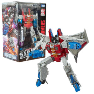 Hasbro E3544 Transformers Starscream Generations WFC Voyager