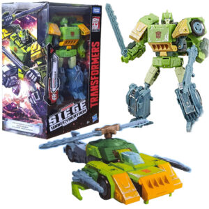Hasbro E4491 Transformers Generations WFC-S38 Voyager Autobot Springer