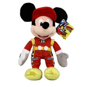Disney Junior Mickey Maus And The Roadster Racers Plüschfigur 25 cm Mickey